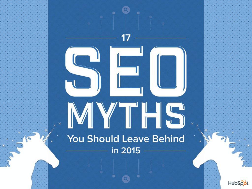 Imagen de SEO en 2015: Los mitos que se quedan atrás